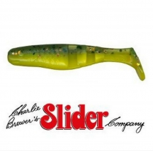 Slider, Double Action Minnow, 2 1/8 Inch Minnow, Perch Lure, Trout Lure, Fishing Bait